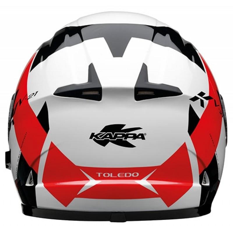 kv21 Toledo bianco nero rosso